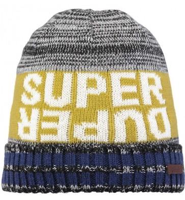 Barts beanie muts 'Super Duper' in de kleur multicolor