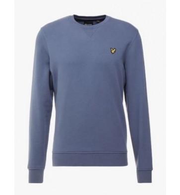 Lyle & Scott sweater trui in de kleur blauw
