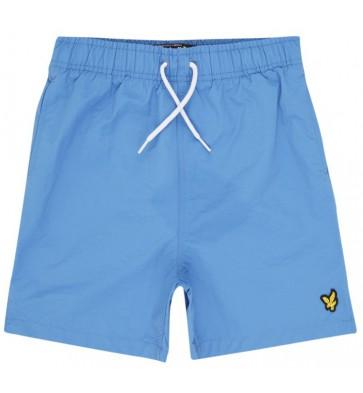 Lyle and scott zwembroek swimpants in de kleur blauw