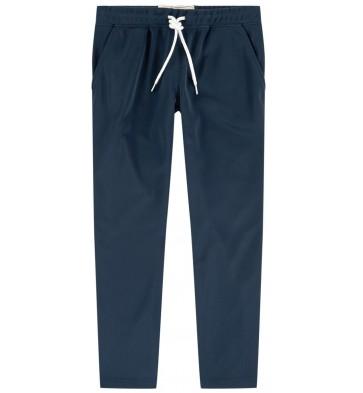 Levi's kids sweatpants met logobies in de kleur donkerblauw