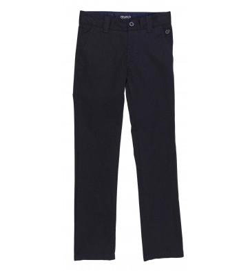 Gymp kids chino broek in de kleur donkerblauw