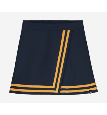 Nik en Nik kids girls rok Abigail skirt in de kleur royal blue donkerblauw