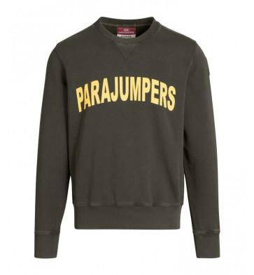 Parajumpers kids Caleb sweatshirt sweater trui in de kleur Phantom grijs