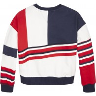 Tommy Hilfiger sweater trui in de kleur multicolor