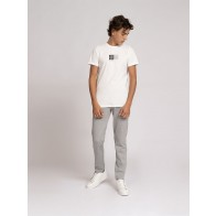 Nik en Nik boys Ralf t-shirt in de kleur off white