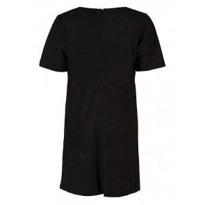 D-xel suedine jurk Ritza in de kleur zwart