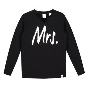 NIK&NIK sweater trui Gina in de kleur zwart
