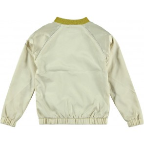 Retour jeans zomerjas Eliza bomber jacket in de kleur creme