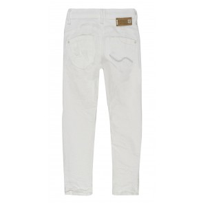 Indian blue jeans broek white nova skinny in de kleur off white