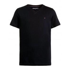 Tommy Hilfiger V-neck shirt in de kleur donkerblauw