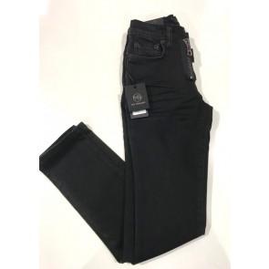 My Brand jeans broek Pietro met rits in de kleur zwart