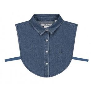 Nik en Nik shirt collar jeans kraagje in de kleur jeansblauw
