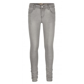 Indian blue jeans superskinny jazz jeans broek in de kleur grijs