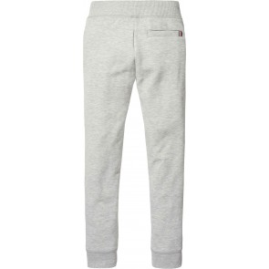 Tommy Hilfiger basic sweatpants in de kleur licht grijs