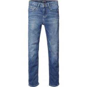 Tommy Hilfiger slim fit denim broek in de kleur jeansblauw