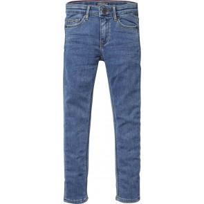 Tommy Hilfiger denim broek Simon skinny jeans in de kleur jeansblauw