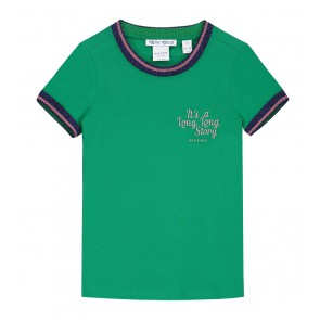 Nik en Nik Pearl t-shirt in de kleur bottle green groen