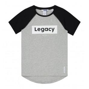 NIK en NIK t-shirt 'Legacy' in de kleur grijs