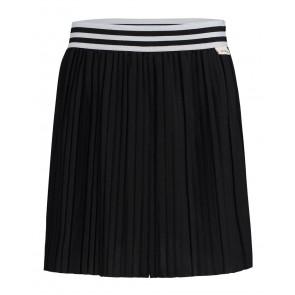 Penn & Ink plissée rok in de kleur zwart