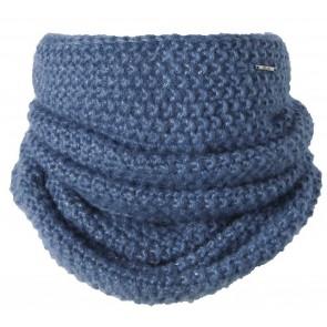 Barts col sjaal in de kleur blauw