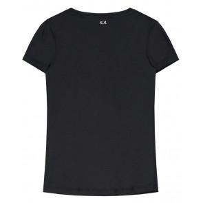 NIK en NIK x Beautynezz t-shirt 'Star' in de kleur zwart