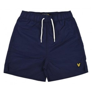 Lyle and scott zwembroek swimpants in de kleur donkerblauw