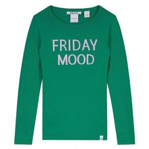 NIK en NIK trui 'jolie days top' in de kleur groen