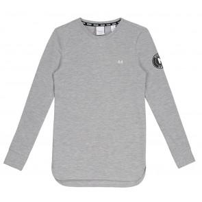 NIK en NIK 'Palmiro shirt' in de kleur grijs