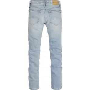 Tommy Hilfiger skinny lichte denim broek in de kleur jeansblauw