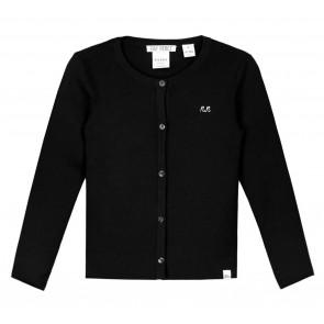 NIK en NIK Jolie cardigan vest in de kleur zwart