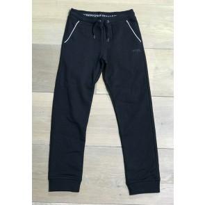 Hugo Boss kids sweatpants broek in de kleur zwart