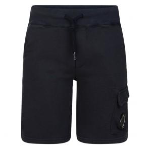 CP Company under sixteen kids sweat bermuda korte broek met lens in de kleur zwart