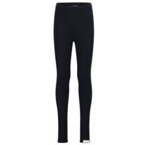 Penn & Ink kids legging van travel quality in de kleur zwart