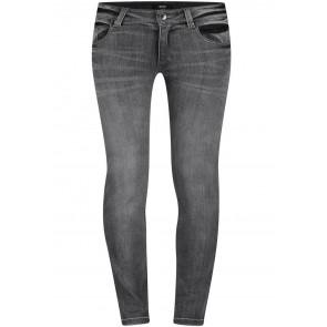 Hugo Boss kids jeans broek slim fit in de kleur donkergrijs