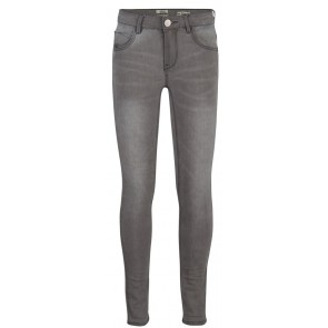 Indian blue jeans jeans broek super skinny fit grey jazz in de kleur donkergrijs