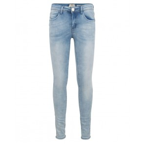 Indian blue jeans girls blue jazz super skinny broek in de kleur jeansblauw