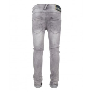 Indian blue jeans Grey Ryan skinny fit in de kleur grijs