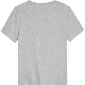 Calvin Klein Jeans logo t-shirt in de kleur grijs