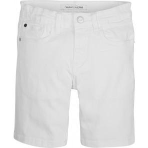 Calvin Klein Jeans korte broek in de kleur wit