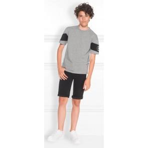NIK en NIK Ferdinand short korte broek in de kleur zwart