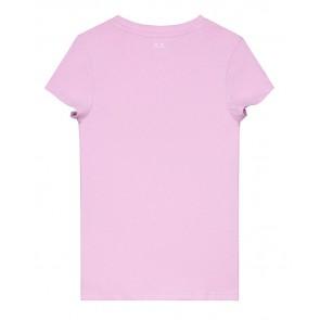 Nik en Nik t-shirt tropic trouble t-shirt in de kleur lavender roze