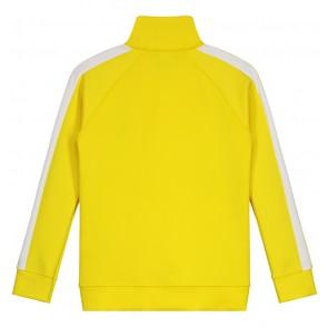 Nik en Nik Mark track jacket in de kleur bright yellow geel
