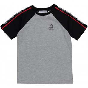Nik en Nik boys michael t-shirt in de kleur light grey