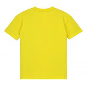 Nik en Nik Focus t-shirt in de kleur bright yellow geel