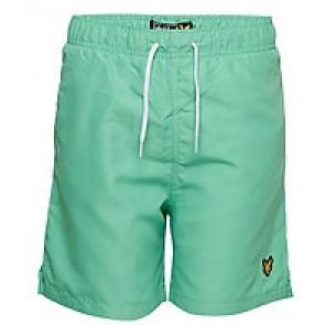 Lyle & Scott zwembroek in de kleur groen