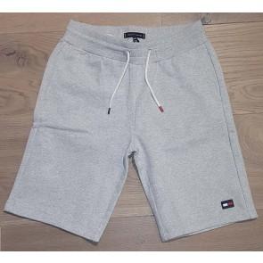 Tommy Hilfiger korte broek sweatshort in de kleur grijs
