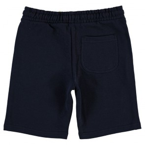 Lyle and Scott sweatshort korte broek in de kleur donkerblauw
