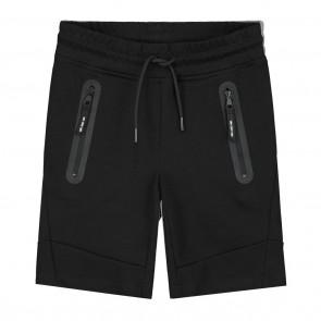 NIK en NIK Fisher short korte broek in de kleur zwart