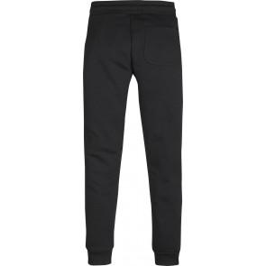 Calvin Klein Jeans terry sweatpants broek met logoprint in de kleur zwart