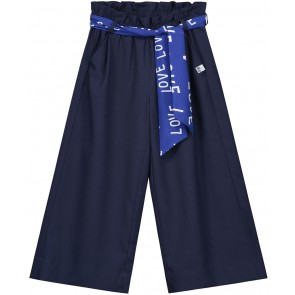 NIK en NIK Fienna pants broek in de kleur donkerblauw